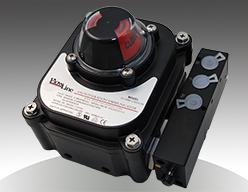 asi integrated communication integrated communicator with low watt solenoid valve series 52
