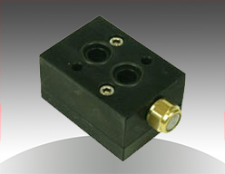 spring return actuator air purge module