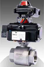 direct mount actuators
